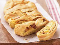Bacon and Egg Savory Cupcakes recipe from Betty Crocker