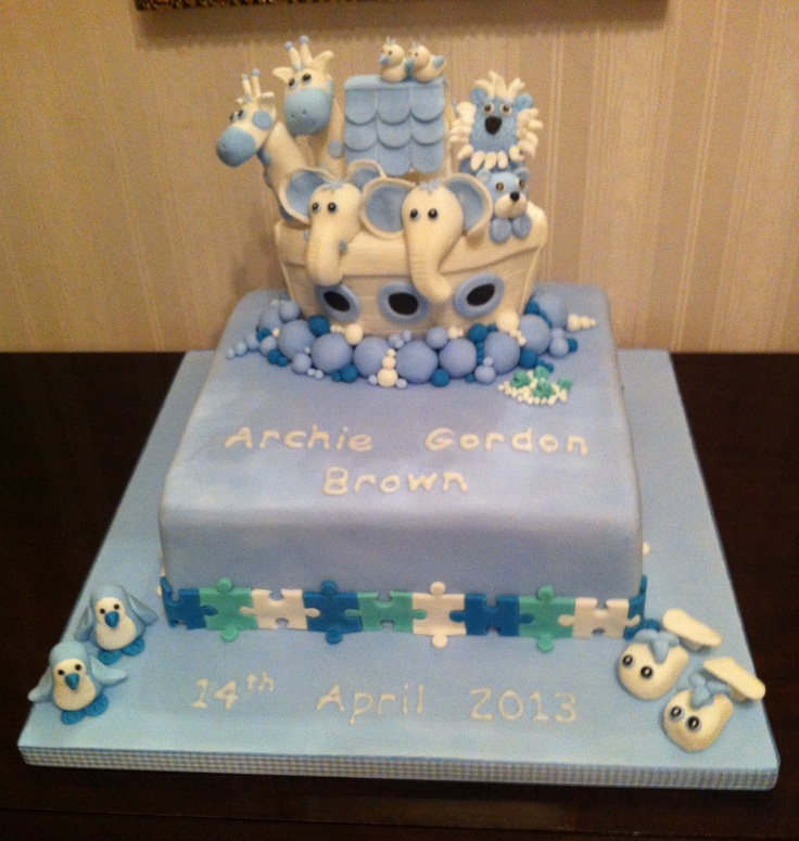 Cake Designs For Baby Dedication : Baby s Dedication cake Cakes Pinterest