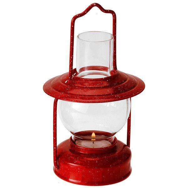 Enamelware Candle Lanterns