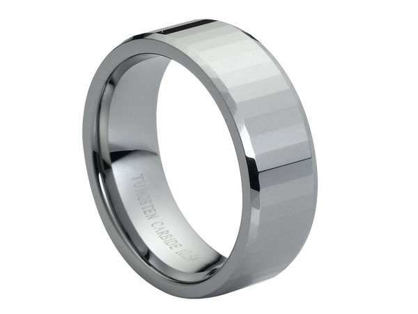 los angeles mens tungsten wedding rings our price wedding