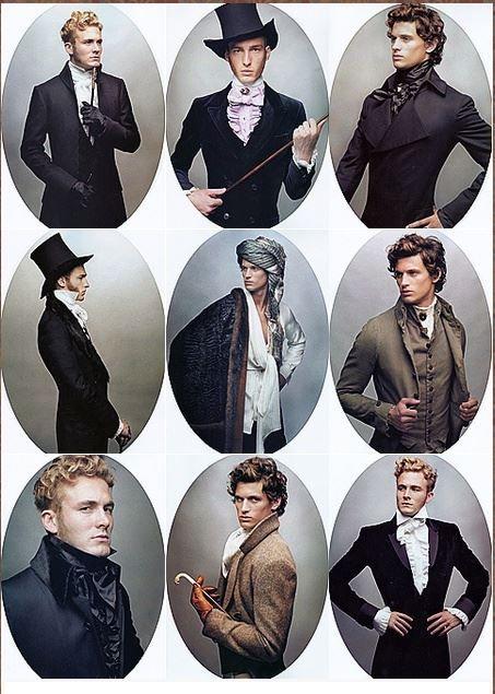 Modern Day Men's Victorian Wear. | Steampunk Fashion ...