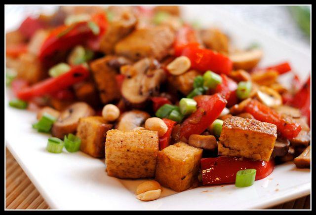 HEALTHY] Kung Pao Tofu | Main Meals | Pinterest