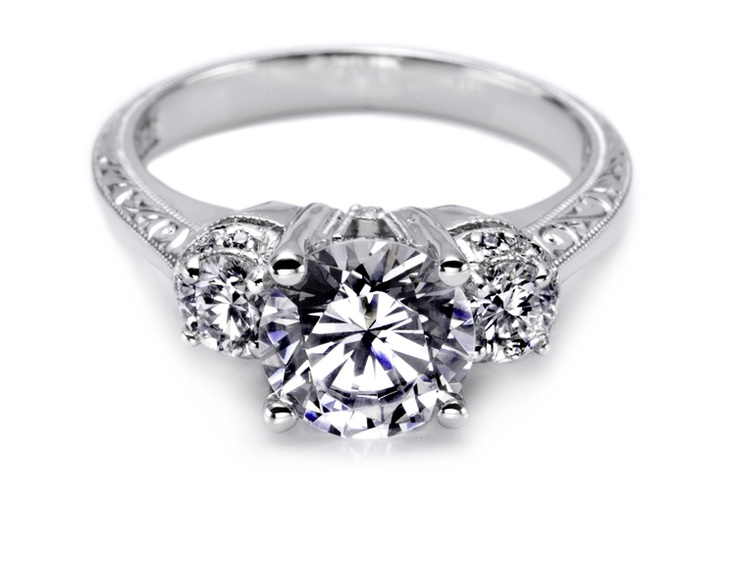Tacori Wedding Ring Dream Engagement Rings Pinterest