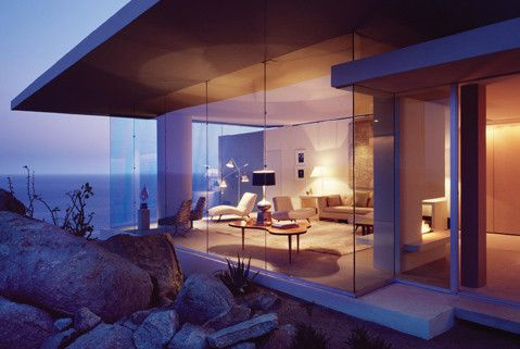casa finisterra, cabo by steven harris architects