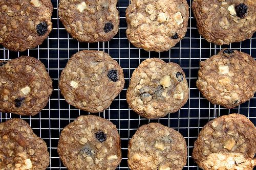 maple, cherry, white chocolate and oatmeal cookies by joy the baker on ...