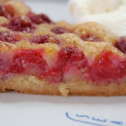 Brown Butter Raspberry Tart | Desserts for Entertaining! | Pinterest