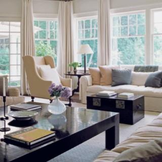 Living room by Victoria Hagan | DESIGNER: Victoria Hagan | Pinterest