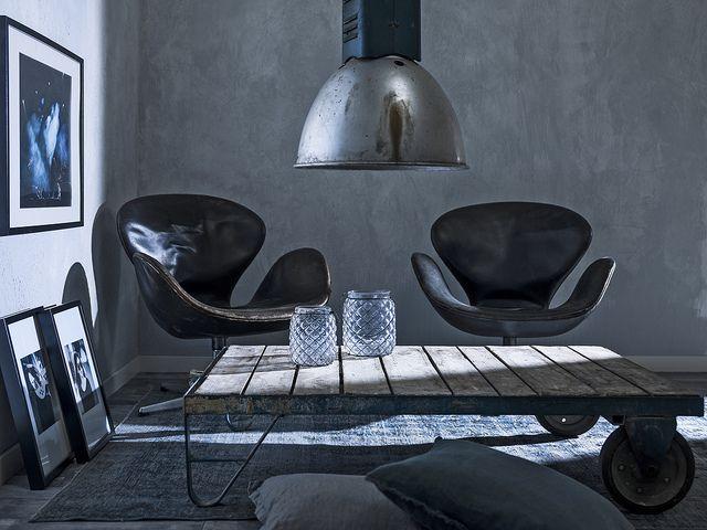 Trend 14 Färgkarta för väggfärg (Grey Groove) by CaparolSverige, via Flickr