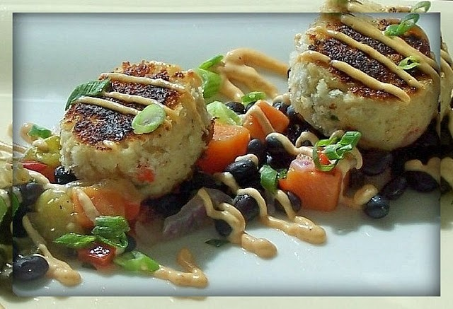Mini Crab Cakes   Fish and Seafood   Pinterest