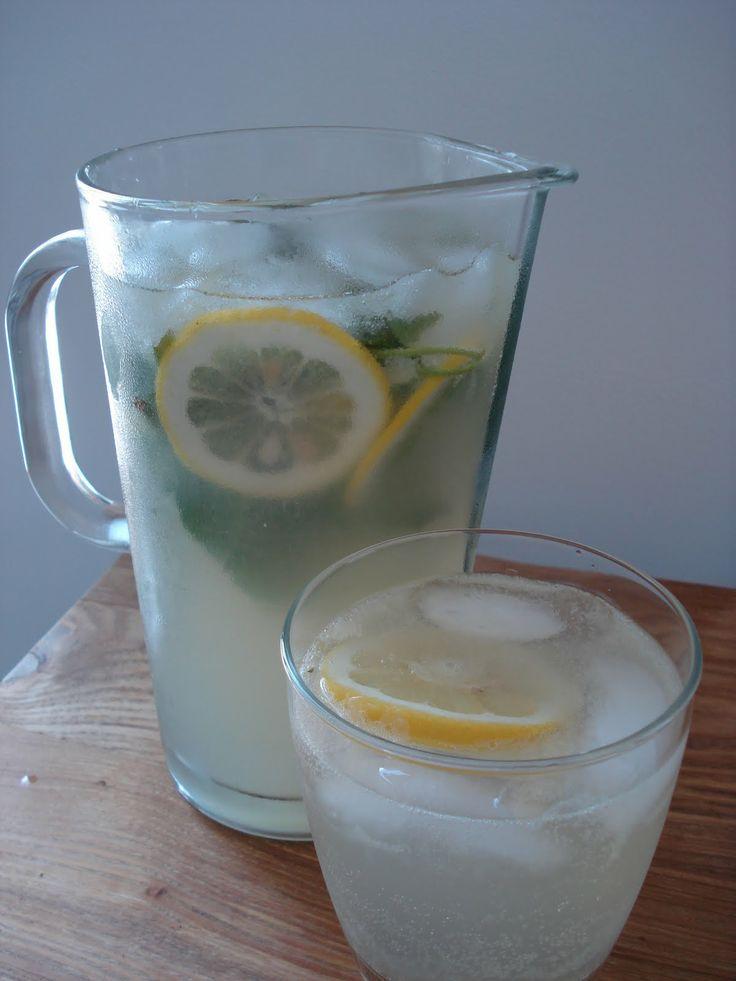 Rosewater Mint Lemonade | Favorite Recipes | Pinterest