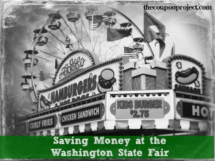 Coupon code for washington state fair
