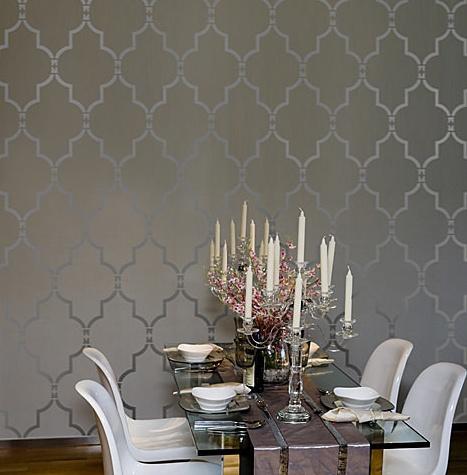 Foyer wallpaper for the home pinterest for Foyer wallpaper ideas
