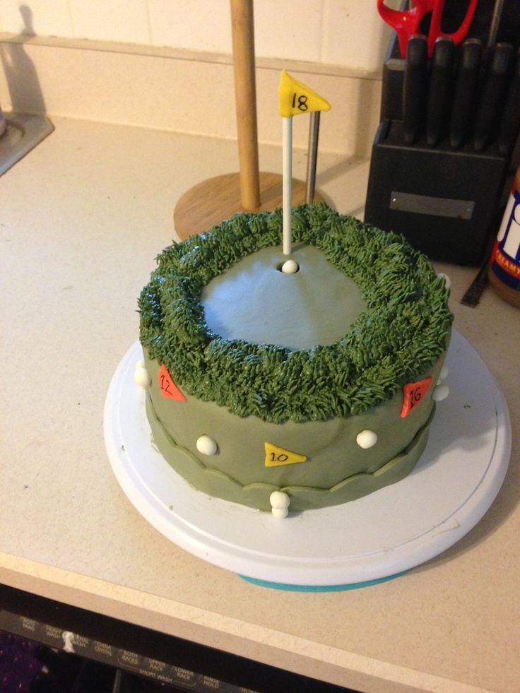 Birthday cake for my dad  Cake Decorating Ideas  Pinterest