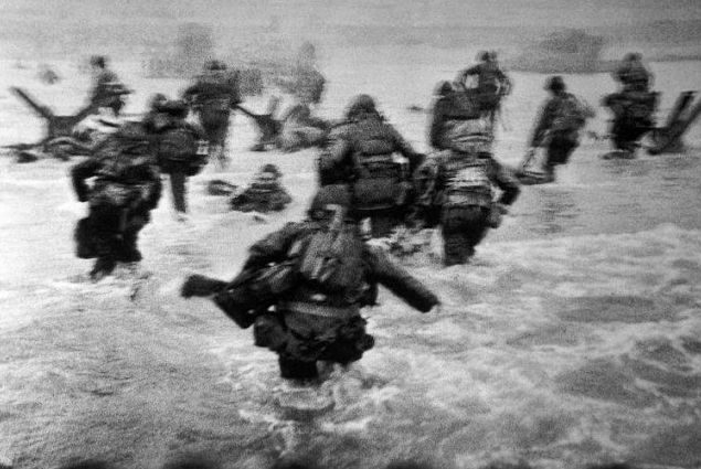 d-day invasion of normandy france