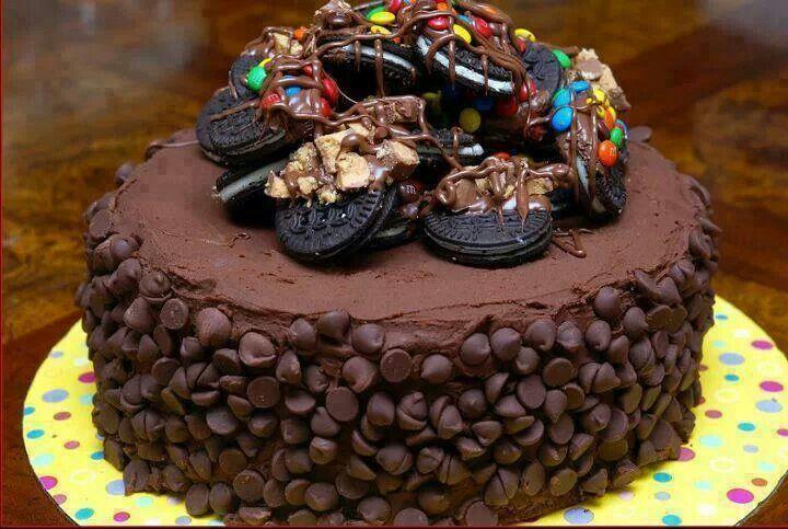 Extreme chocolate cake! | Random ️ | Pinterest