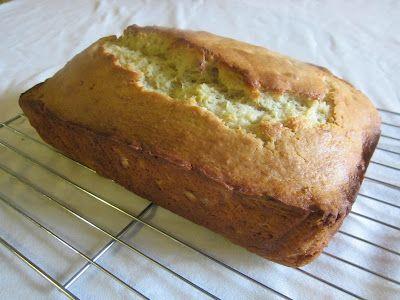 Lemon Banana Bread | bread | Pinterest