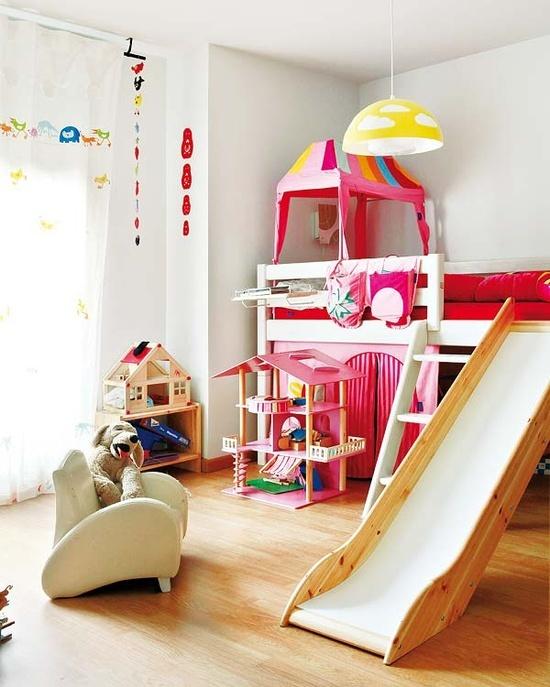 Mommo Design Indoor Slides