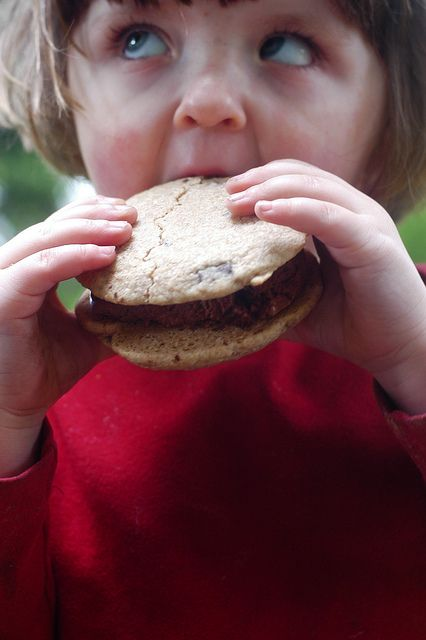 gluten-free ice cream sandwiches | yummy gluten free foods..... | Pi ...