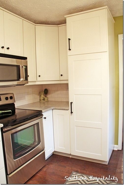 Big ikea pantry care 39 s house pinterest - Kitchen pantry cabinets ikea ...