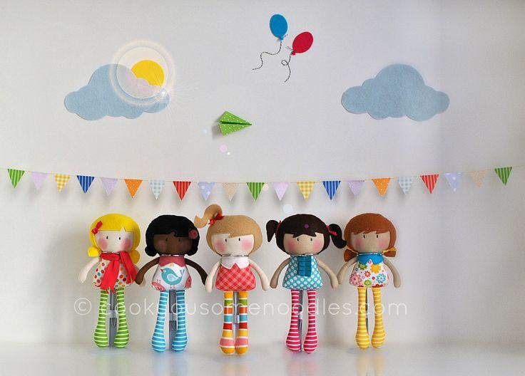 My Teeny-Tiny Dolls® Fruit Tingles Collection