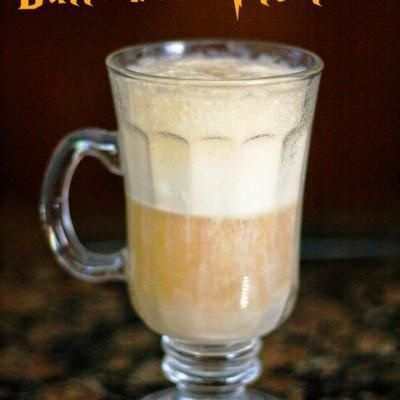 ... couple of girls who would love this. Harry Potter Butterbeer recipe
