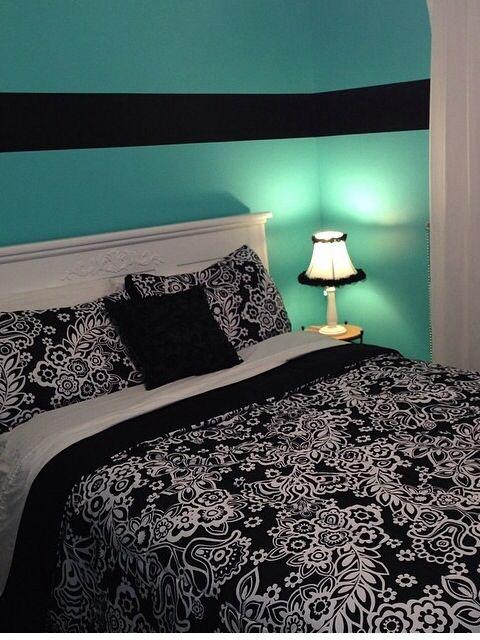 tiffany blue girls bedroom room ideas pinterest