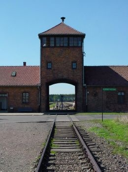 Visit the auschwitz concentration camp concentration camps pinter