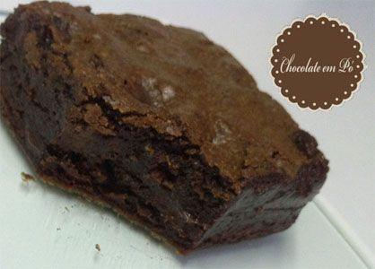 Brownie.. | Chocolate em Pó | Pinterest