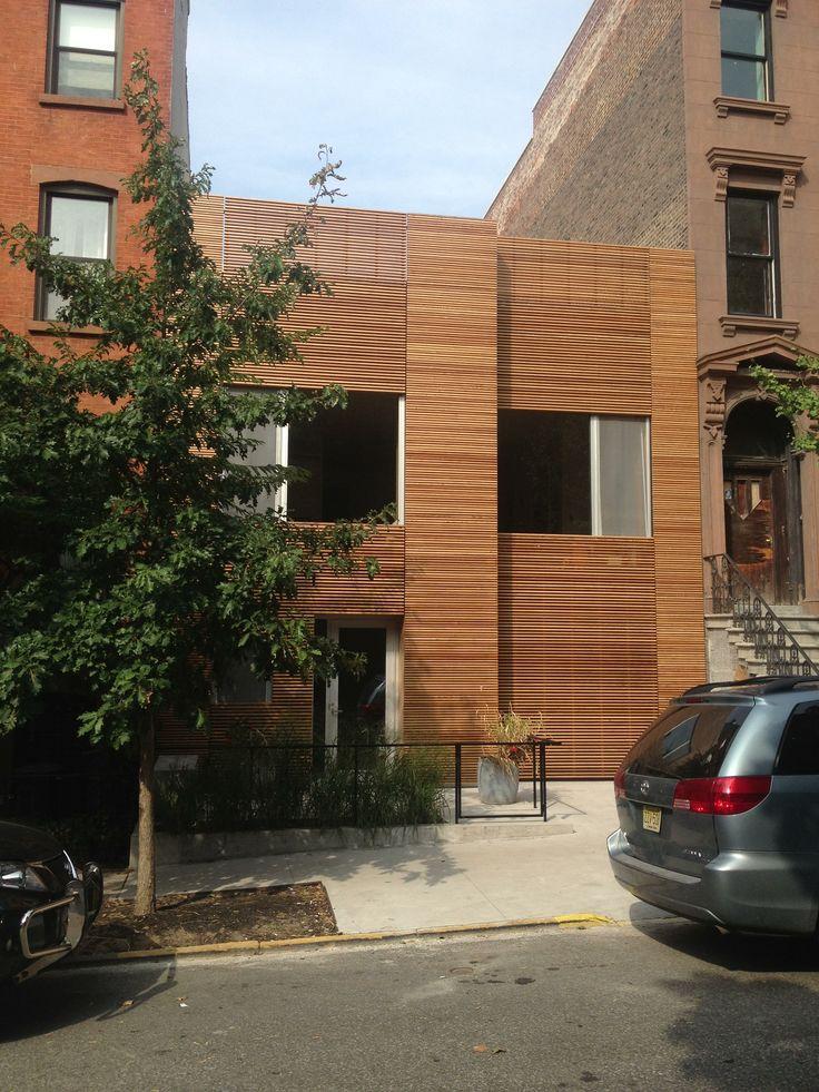 Beautiful Modern Brooklyn Home Exterior Home Pinterest