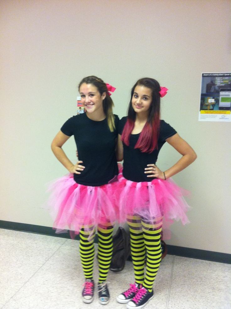 Twin Day Ideas Cute Twin Day Ideas For Middle School Twin day  pinned. Watch more like Cute Ideas For Twin Day At School