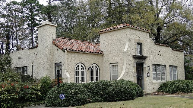 Pin by leslie hart on ideas for the house pinterest for Spanish mission style home plans