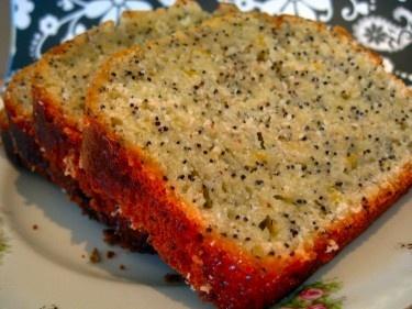Gluten-Free Lemon Poppy Seed Loaf | Recipe
