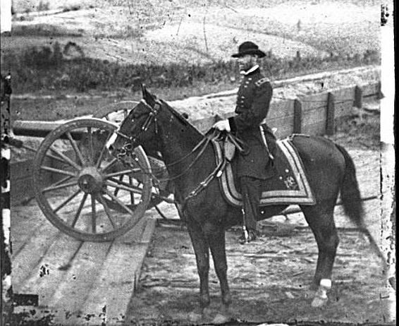 Sherman s march to the sea civil war 1865
