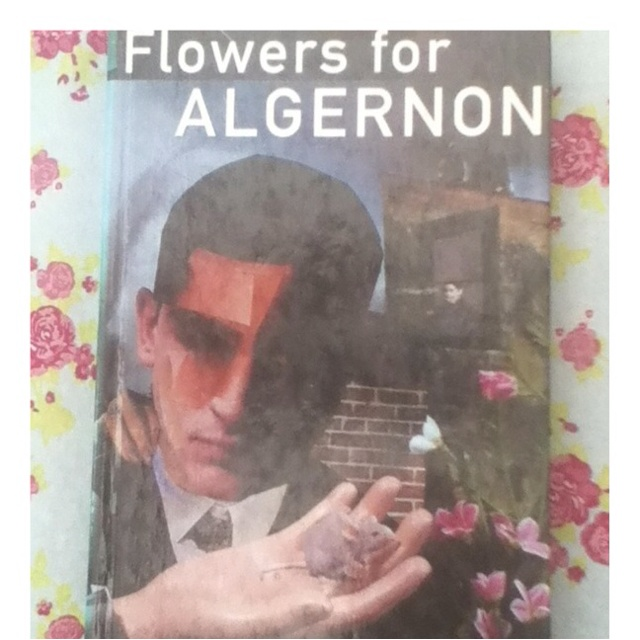 flowers for algernon questions and answers quizlet
