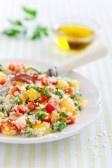 Hazelnut & Chard Ravioli Salad Recipe | Food and Drink | Pinterest