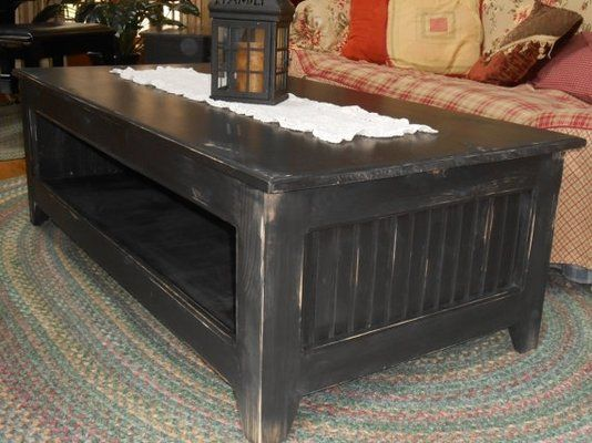 Primitive Coffee Tables