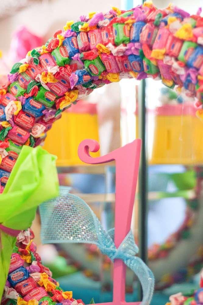 Sweet Shop Yummiland Candyland Birthday Party Ideas
