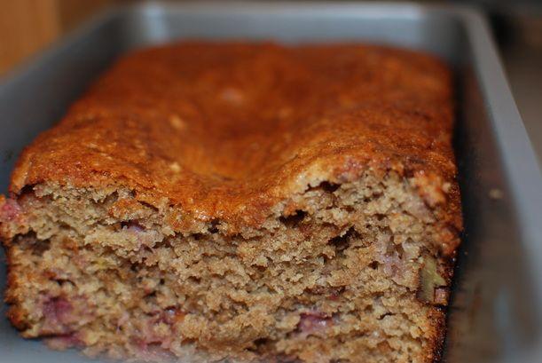 Healthy recipe for strawberry orange yogurt bread - yum! | Recipes ...