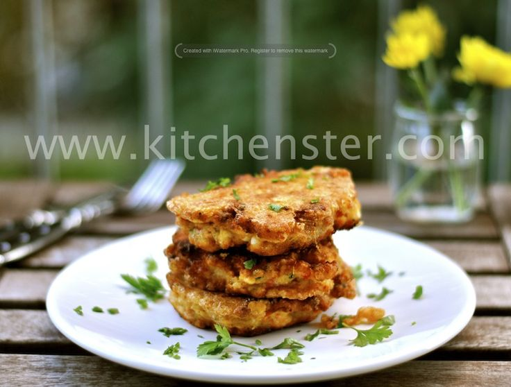Fritters (Roasted Red Peppers Stuffed with Feta Cheese & Eggs-Fritters ...