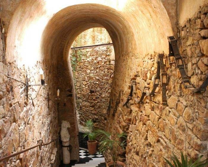 Baños Romanos Badajoz:Baños romanos de Alange (Badajoz) Siglo III