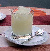 lemon granita | nonna