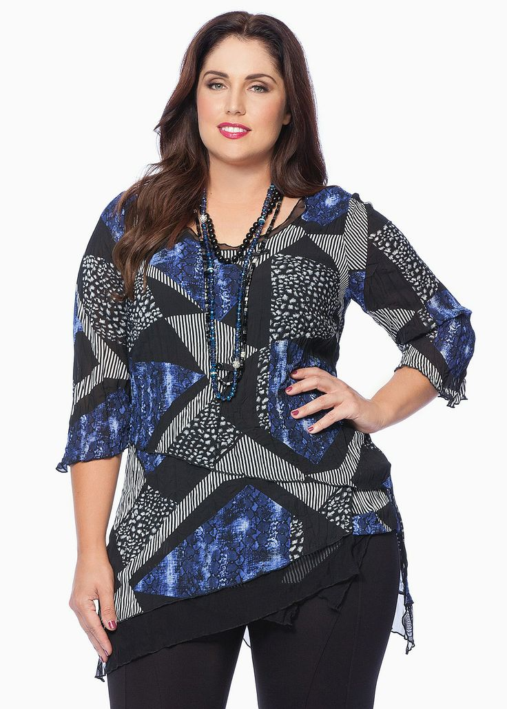 Big Sizes Womens Clothing   Clothes for Larger Size Women - SAPPHIRE
