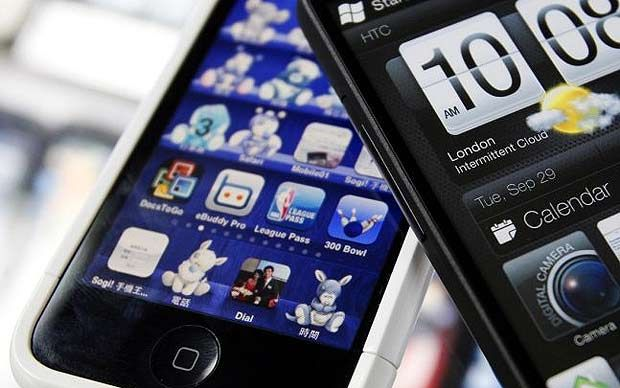 The number of malicious applications on the Android operating system
