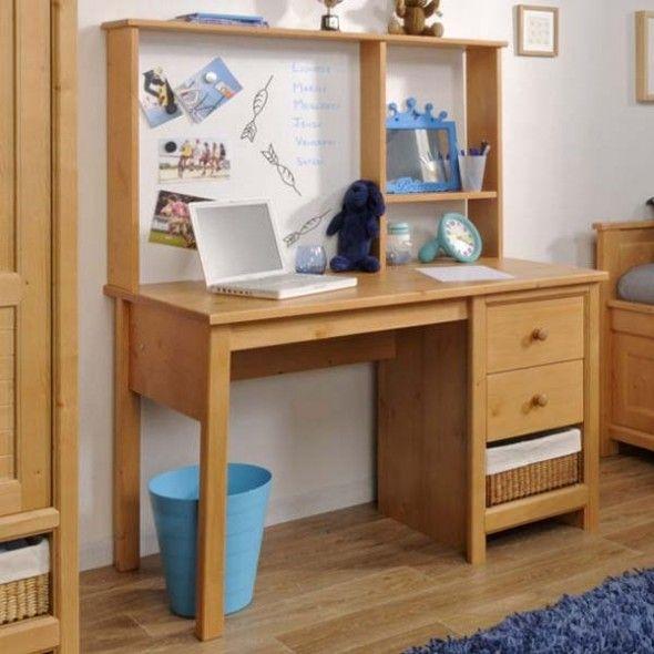 student desk of charming teenage bedroom decorating idea
