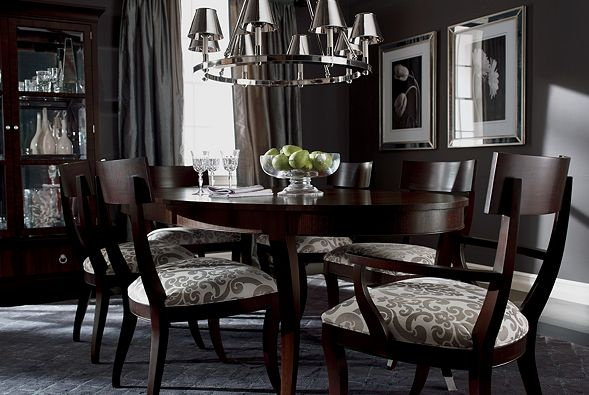 Elegance by ethan allen dining room design ideas pinterest for Ethan allen dining room