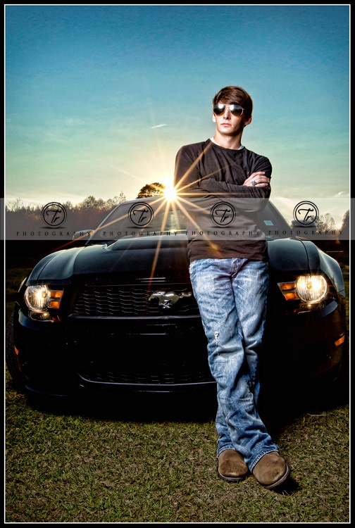 Senior pictures for country boy east webster high school for Car picture ideas