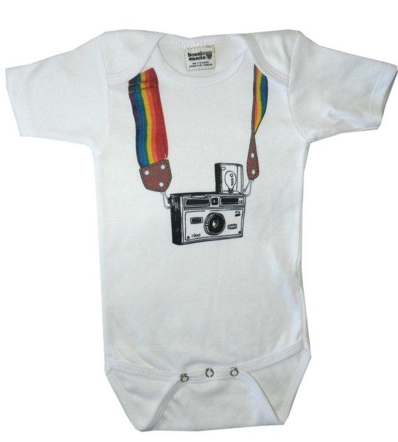 Photography baby tee