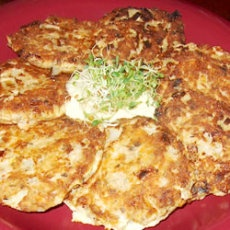 Grandma's Famous Salmon Cakes | Into the Wok Zone | Pinterest