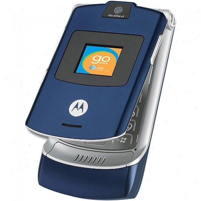 Motorola Razr v3 blue cell phone.. : Motorola : Pinterest