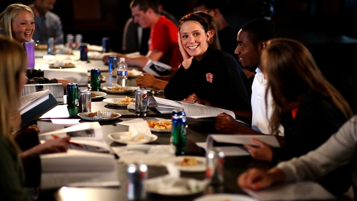OSU students meet to discuss the next step